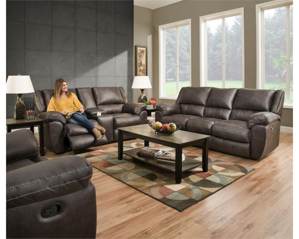 Shiloh Granite Sofa & Loveseat