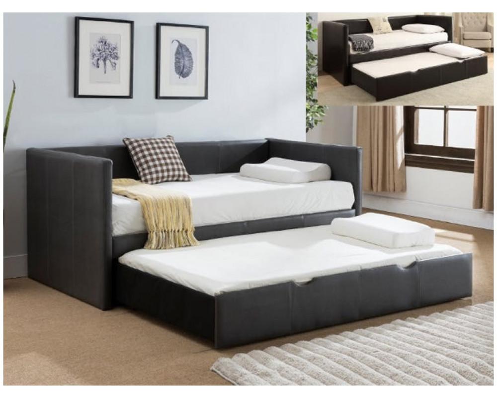 Overstock Furniture Sadie Grey Day Bed Bedroom