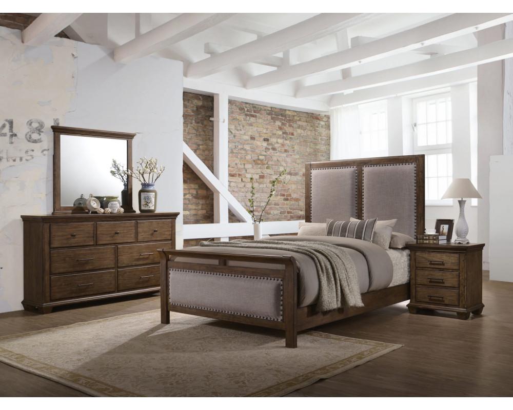 Furniture Carlton King Bed