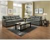 Apollo Charcoal Sofa & Loveseat