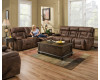 Dorado Walnut Motion Sofa & Loveseat