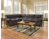 Palermo Charcoal Sectional