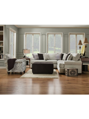 Griffin Menswear Sectional
