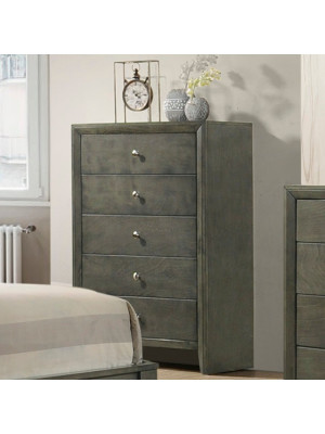 Evan 5 Drawer Chest