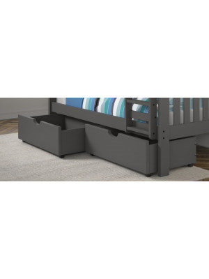 Dark Grey Drawers