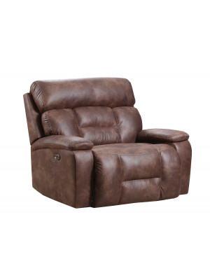 Dorado Walnut Cuddler Recliner