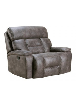 Dorado Charcoal Cuddler Recliner