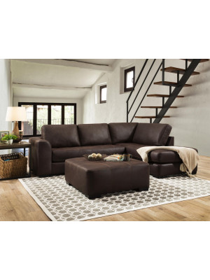 Bandit Espresso Sectional
