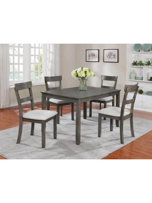 Henderson Grey Dining Table & 4 Chairs
