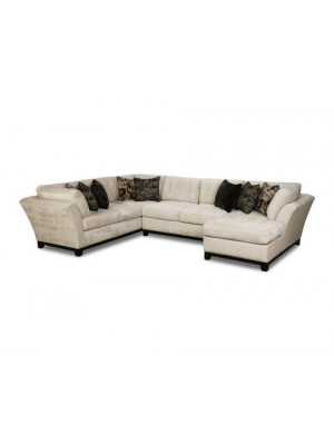 Hearth Rice Sectional
