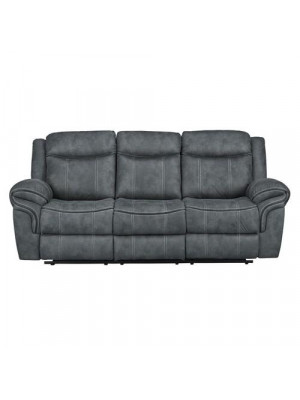 Knoxville Charcoal Reclining Sofa & Loveseat