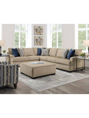 Middleton Maple Sectional